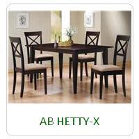 AB HETTY-X
